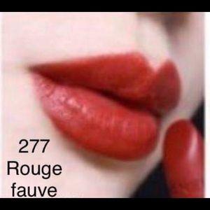 ROUGE ALLURE VELVET LE LION DE CHANEL #277